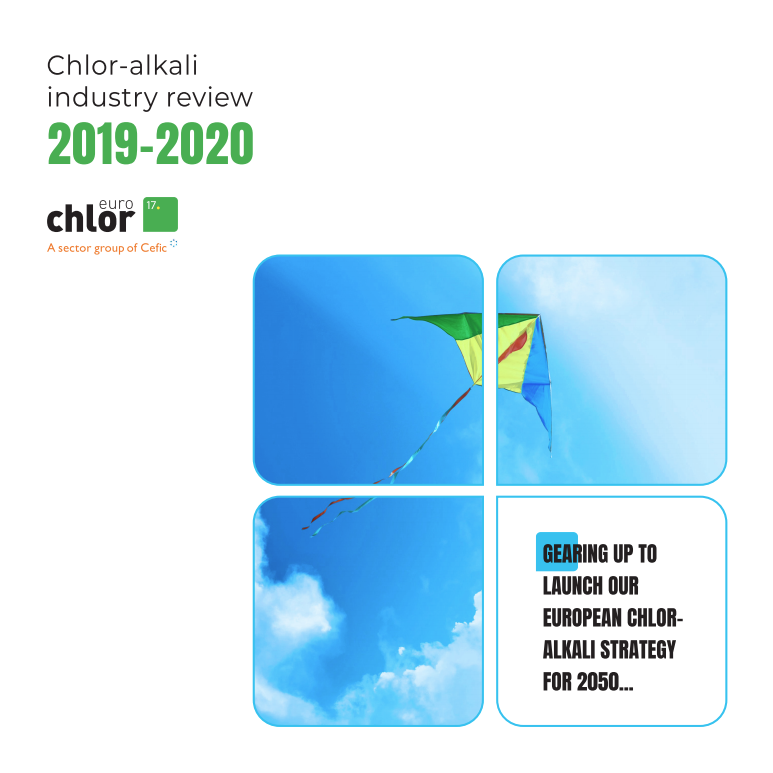 ECSA summary of work in Chlor-Alkali Industry Review 2019-2020